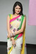 Kushi glamorous saree photos-thumbnail-18