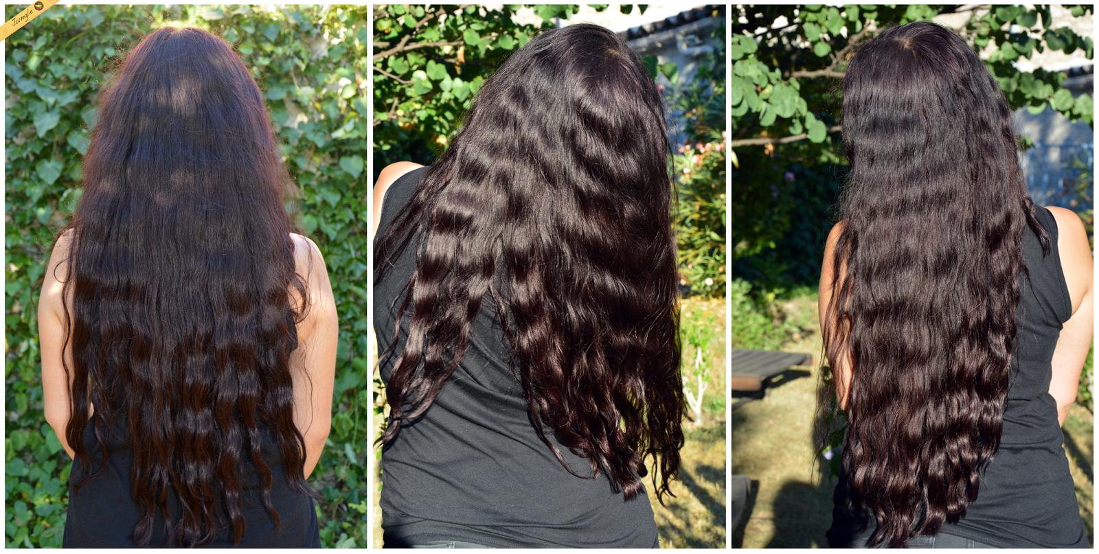 Le test les vitamines pour les cheveux