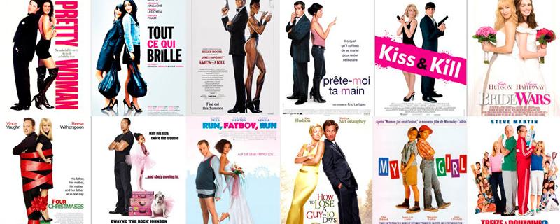 ¿Originalidad en los carteles de cine?