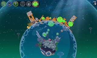 Download Angry Birds Space Premium v1.5.1 Android Games