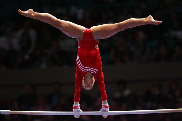 Gymnastics shawn johnson nude