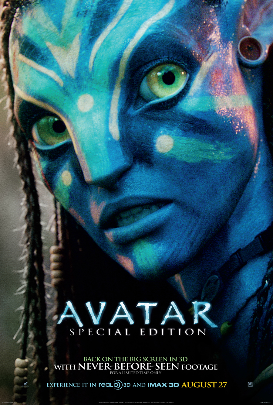 Free hd movies download avatar 2 - Avatar poster ...