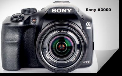 Harga dan Spesifikasi Kamera Sony A3000 Tahun 2015