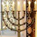 Shabbat Menorah