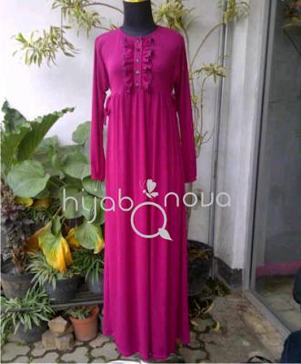 Jilbab Jersey Lavender