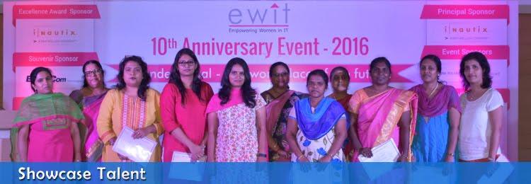 Ewit Excellence Award Winners 2016