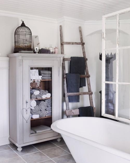 Echelle Salle De Bain Ikea : fabrique de rêves: Les 6 commandements de la salle de bain tendance