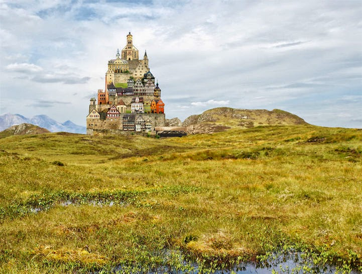 surreal houses collages matthias jung-7