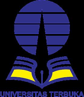 Logo UPBJJ Universitas Terbuka 2016