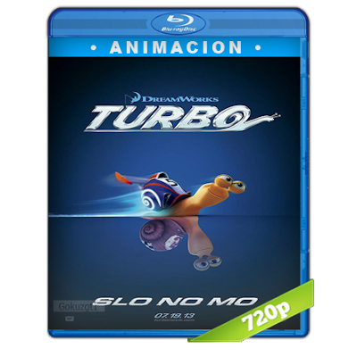 Turbo (2013) BRRip 720p Audio Trial Latino-Castellano-Ingles 5.1