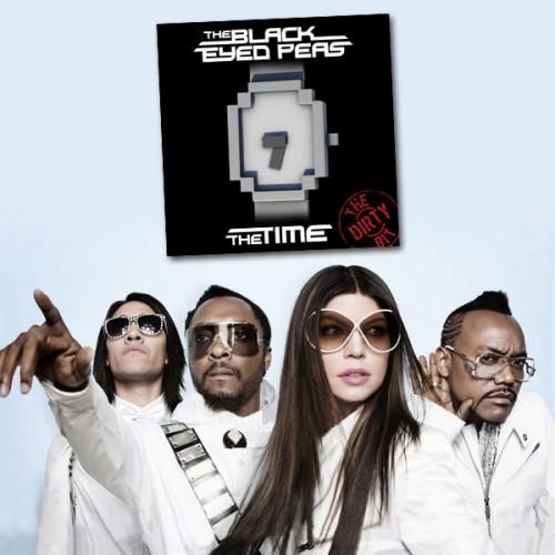 The Time Dirty Bit The Black Eyed Peas: Bigface Bigmilk