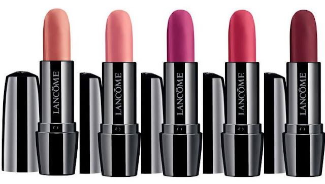 Lancome Color Design Matte Lipstick for Fall 2015