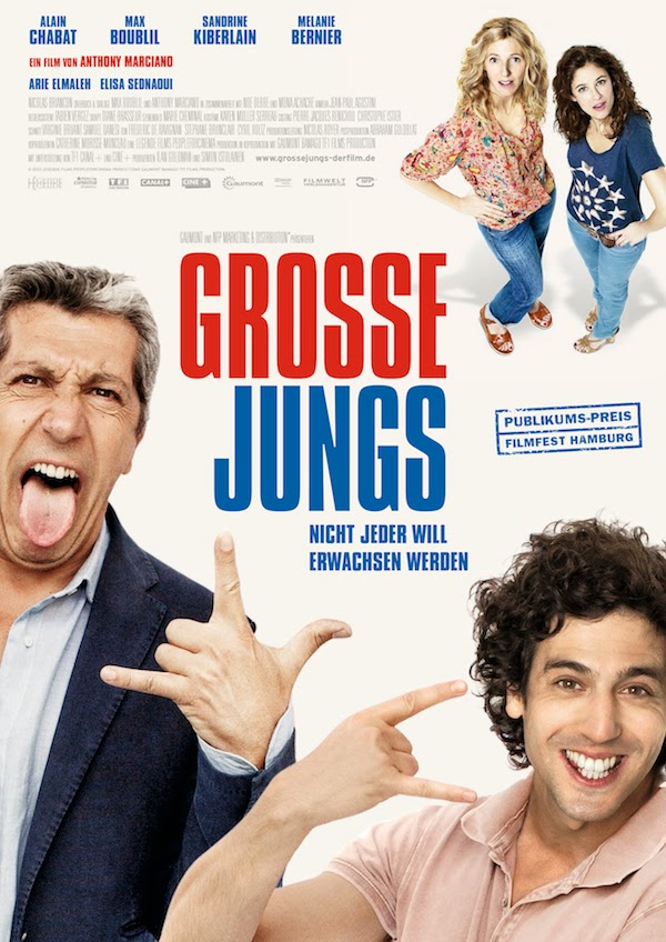 Große Jungs - Forever Young