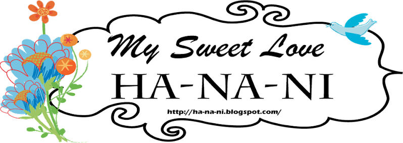 My Sweet Love HA-NA-NI