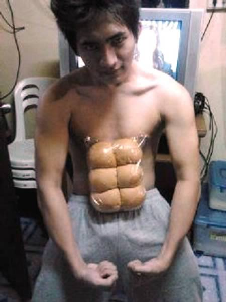 perut six packs