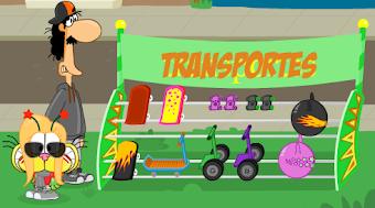 nuevos transportes!!
