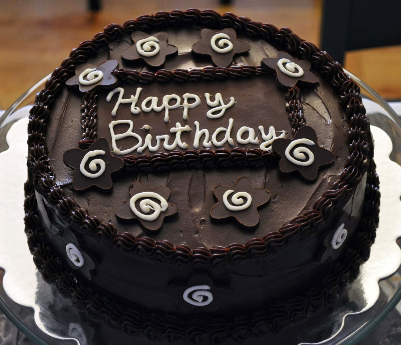 Happy-Birthday-Black-Chocolate-Cake-Scene-Image-HD
