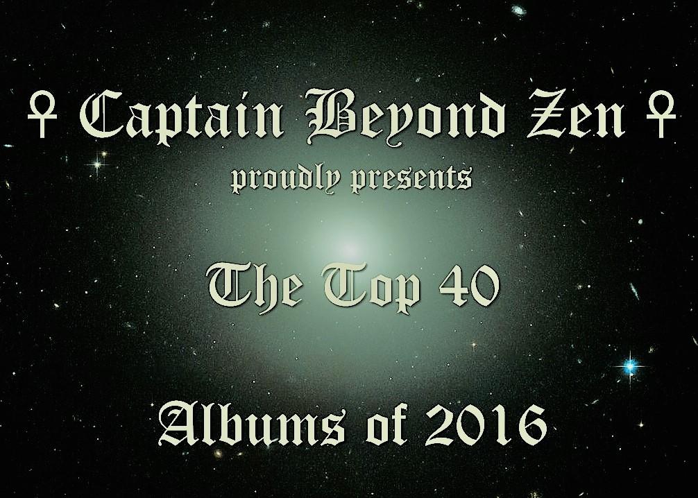 Top 40 of 2016