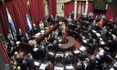 Comisión Bicameral del Senado: aprobada.