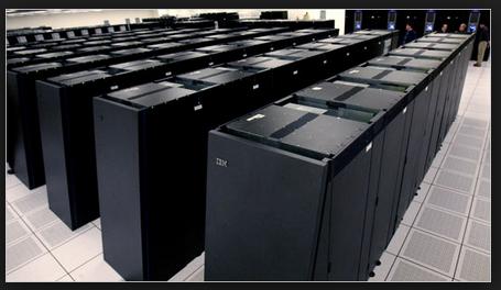 Blue gene super computer