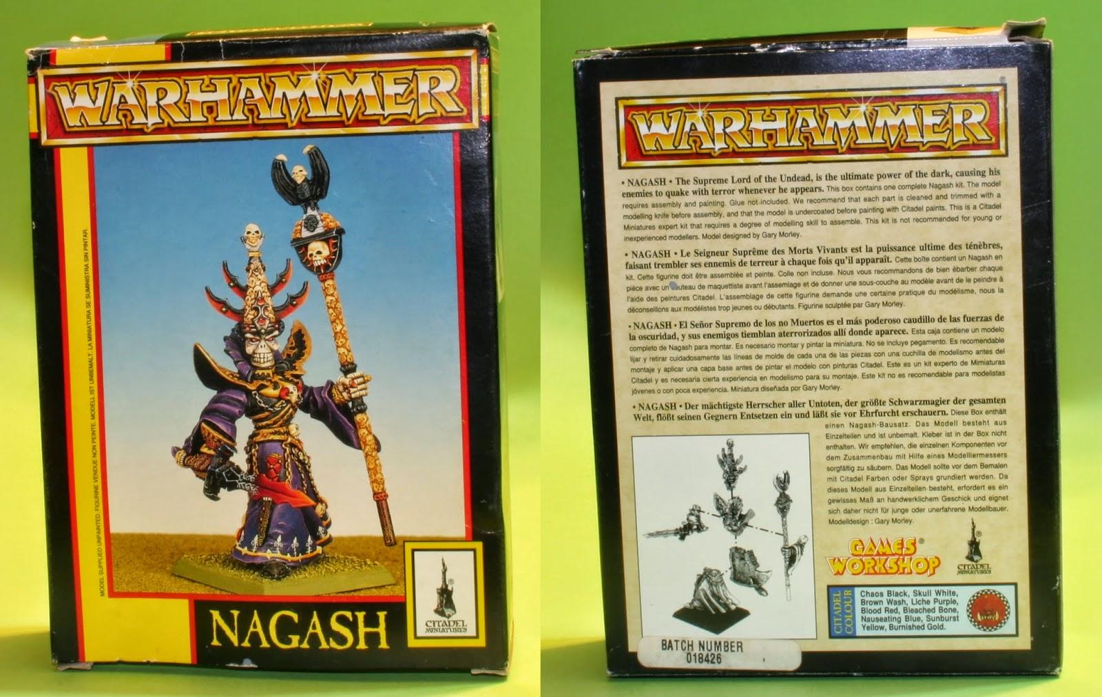 Caja de Nagash