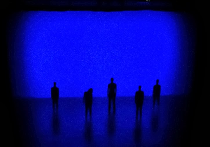 The Blue Light Dancers