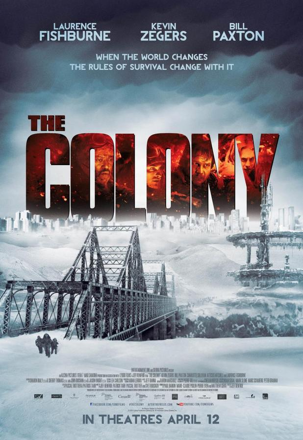 The Colony (2014)