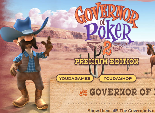 governor of poker free  pc game