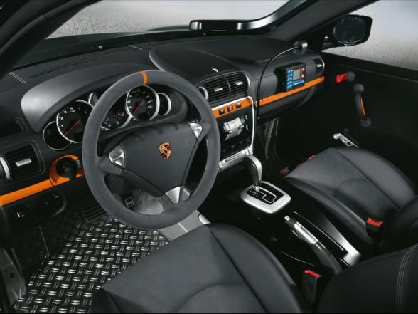 Cool Cars Porsche Cayenne Interior