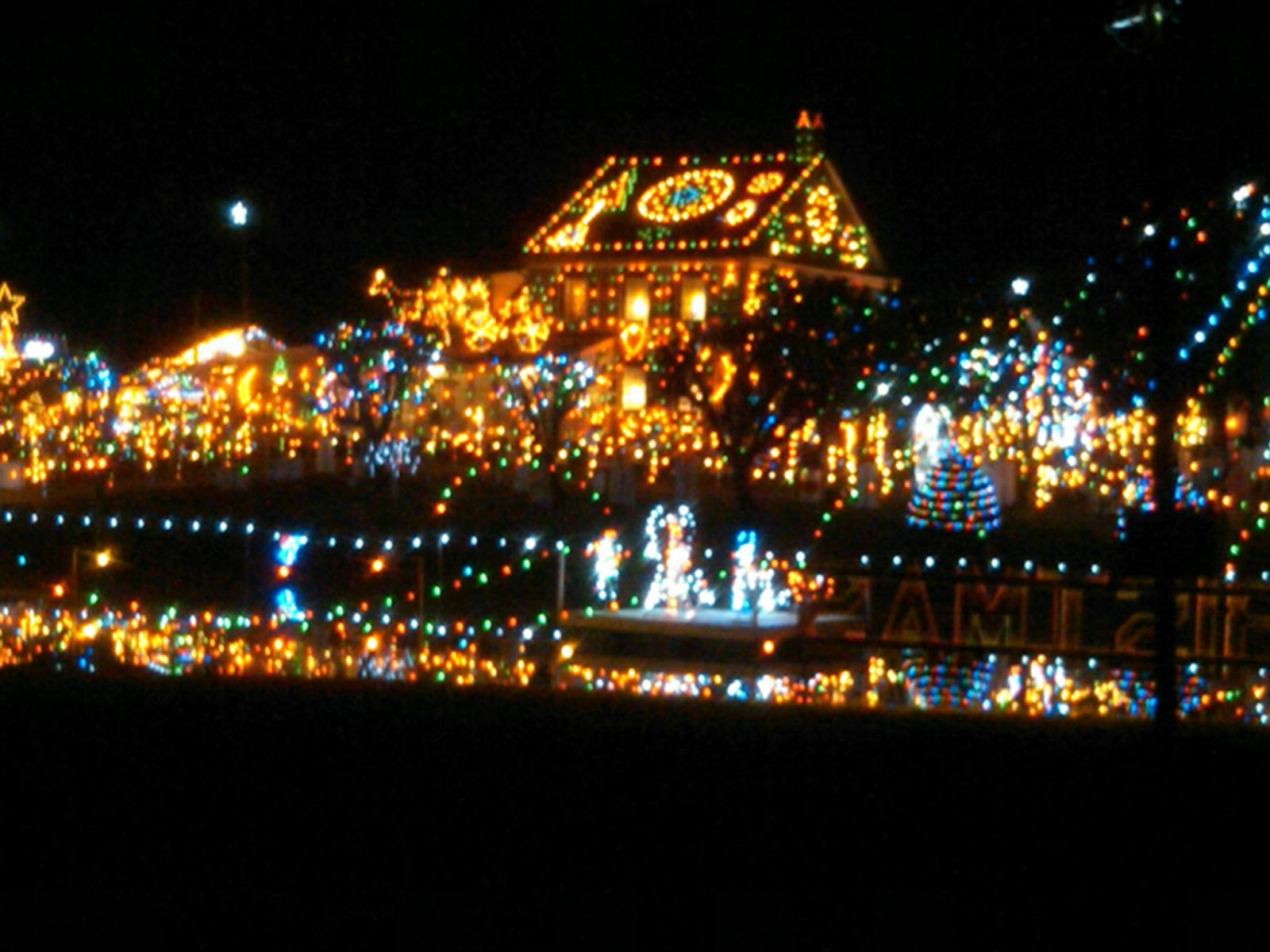 koziars christmas village bernville pa - Lights For Christmas Village