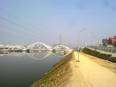 Hatir Jheel Dhaka