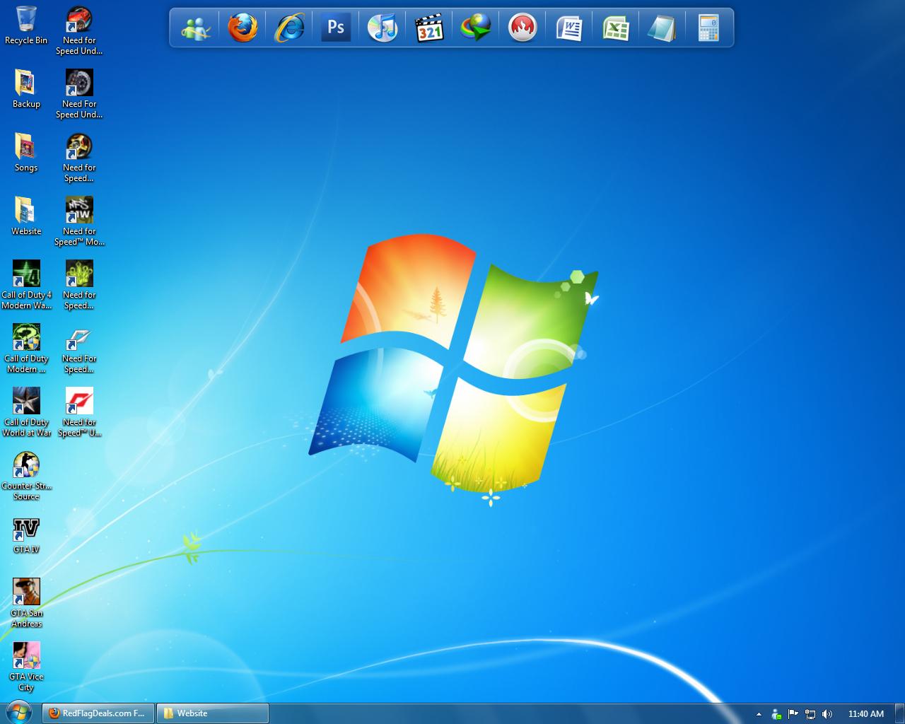Fix Desktop Icons