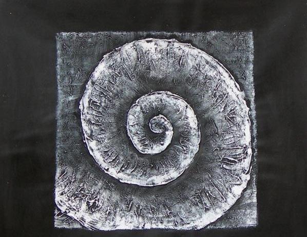 L 39 arte accessibile arredare con i dipinti a olio bianco e for Dipinti moderni bianco e nero