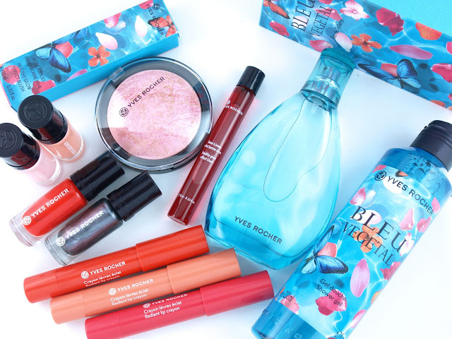 Yves Rocher Summer Creation 2015 Collection Roundup: Review and Swatches