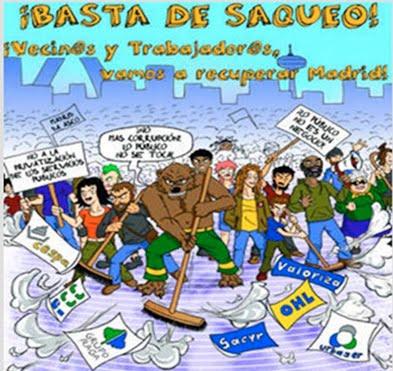Plataforma por la Remunicipalización y Gestión directa de los Servicios Públicos de Madrid