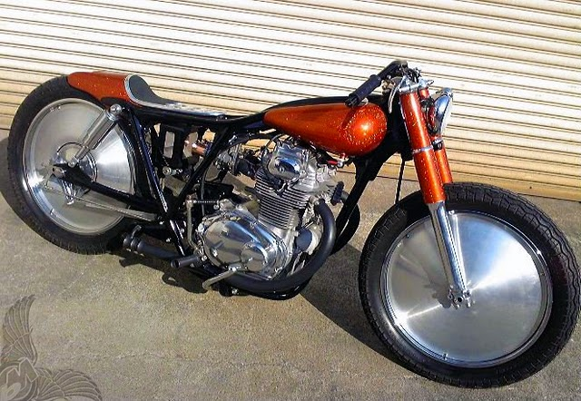 Bullit Custom Cycles Big Bad Blog  Tire Huggers