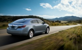 Specifications 2012 Buick LaCrosse eAssist