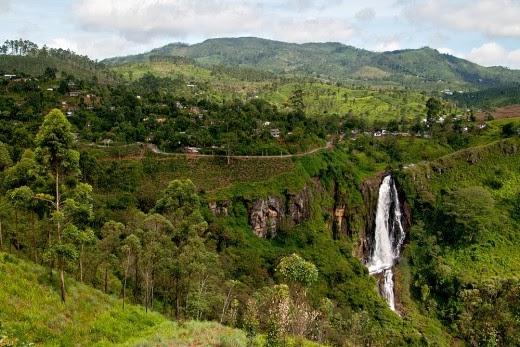 Devon_Falls-Sri_Lanka