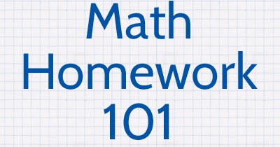 Buy math homework