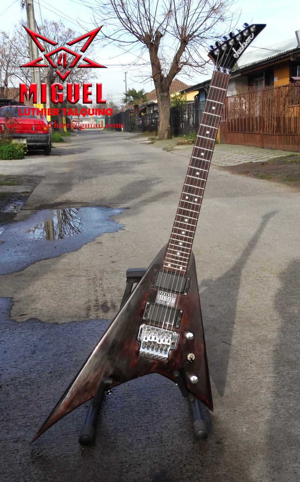 Luthier miguel4 talca calibraci n y ajustes en una for Luthier guitarra electrica