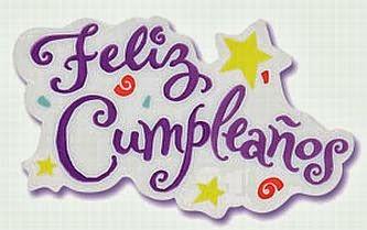 banco de imagenes y fotos gratis feliz cumplea os en On letras para decorar feliz cumpleanos