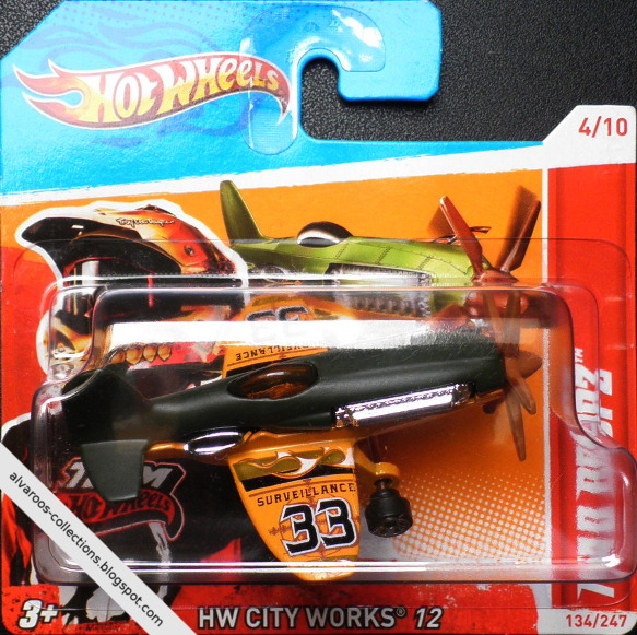 HotWheels collection 2012 - Mad Propz