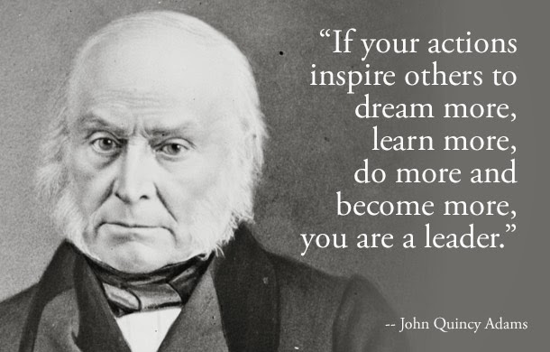John Quincy Adams - Famous Quote