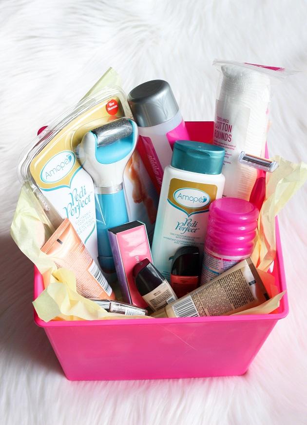 Love, Shelbey: DIY Pampering Mother's Day Gift Basket