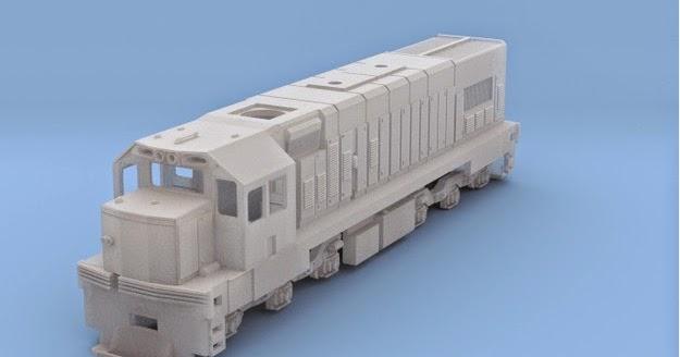 New Zealand Railway Models Kiwi Trains Nzr Locomotive Shells For Ho 1 87