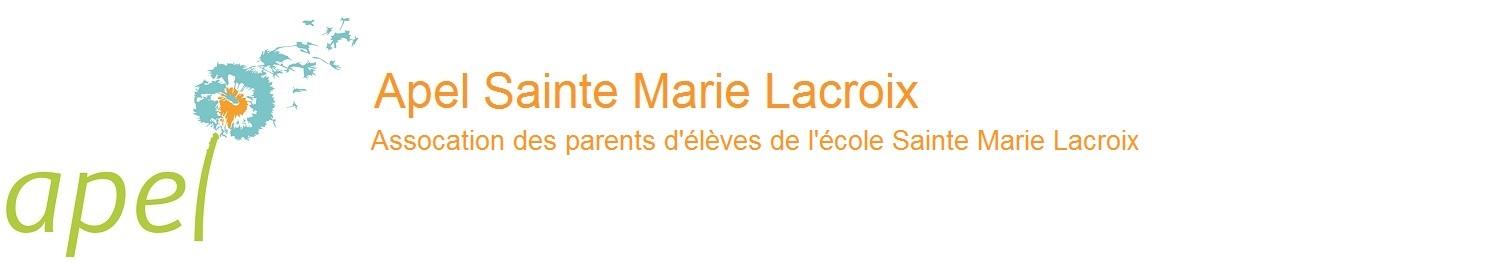 Apel Sainte Marie Lacroix