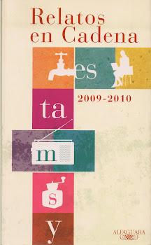 """Mi relato """"Libertad"""", incluido en la antología de """"Relatos en cadena 2009-2010"""""""