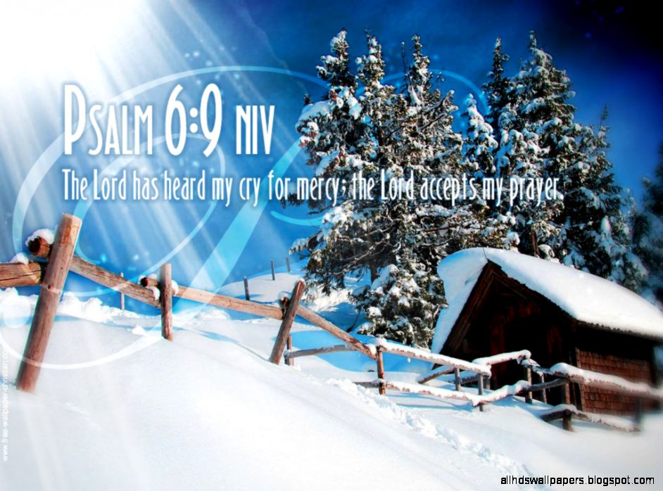 Free Winter Wallpaper with Scripture   WallpaperSafari