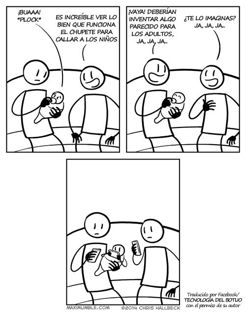 imagenes graciosas - Un chupete para adultos