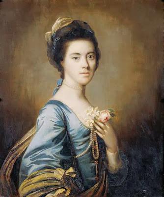 Joshua Reynolds - Mrs Margaret Desenfans